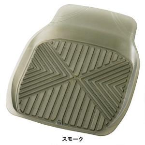BONFORM 6420-01SM 3Dクリーンガード 前席用 スモーク|cvskumamoto