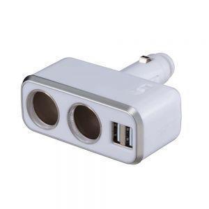 ナポレックス Fizz-935 イルミソケットD2 USB 2.4A|cvskumamoto