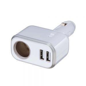 ナポレックス Fizz-937 イルミソケットD1 USB 4.8A|cvskumamoto