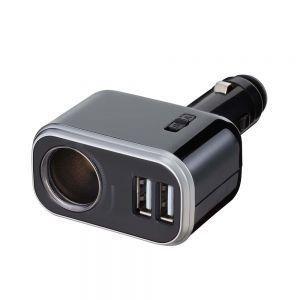 ナポレックス Fizz-990 イルミソケットD1 USB 4.8A|cvskumamoto