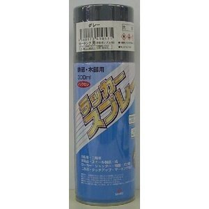 三高 SANKO ラッカースプレー 300ml グレー 1箱6本入り cvskumamoto