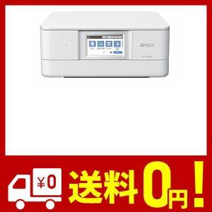 エプソン プリンター A4 インクジェット 複合機 カラリオ EP-881AW ホワイト(白) cwjp-2