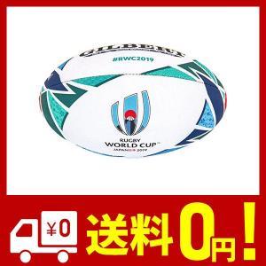 ギルバート 2019年ラグビーワールドカップ レプリカボール 4号球 RWC2019日本開催 ラグビーボール GB-9012