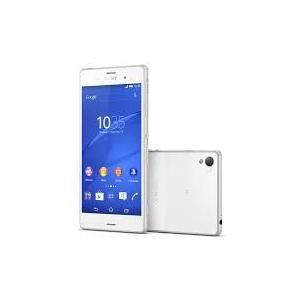 【新品・海外SIMフリー】 Sony ソニー XPERIA Z3 LTE Dual D6633 【dual デュアルSIM】 (ホワイト)【格安スマートフォン】