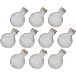 ハーバリウム 瓶 ネコ 100ml 10本 キャップ付き ハーバリウム ボトル|cwoo1st
