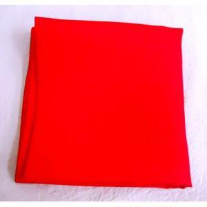 帛紗 赤 8匁|cyadougu-hougadou
