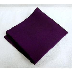 翔苑作 帛紗 紫|cyadougu-hougadou