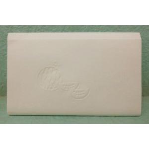 <茶道具・懐紙>浮き彫り懐紙 スイカ 1帖|cyadougu-hougadou