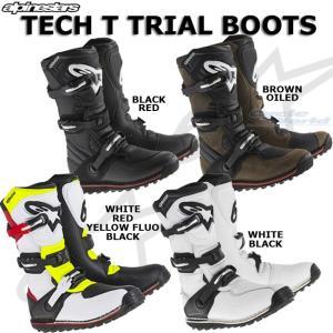 〔alpinestars〕 2004017 TECH T トライアルブーツ TECH-T テックティー 正規品 アルパインスターズ|cycle-world