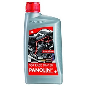 〔PANOLIN〕TOP RACE 10W-50 1L トップレース 4ST 4サイクル パノリン 岡田商事|cycle-world