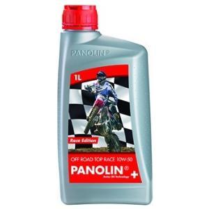 〔PANOLIN〕OFF ROAD TOP RACE 10W-50 1L オフロード トップレース 4ST 4サイクル パノリン 岡田商事|cycle-world