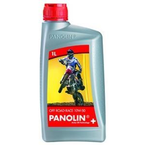 〔PANOLIN〕OFF ROAD RACE 10W-50 1L オフロード レース 4ST 4サイクル パノリン 岡田商事|cycle-world