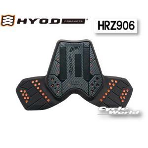 〔HYOD〕HRZ906 ダイナミック プロ D3O チェストプロテクター DYNAMIC PRO D3O CHEST PROTECTOR ヒョウドウ cycle-world