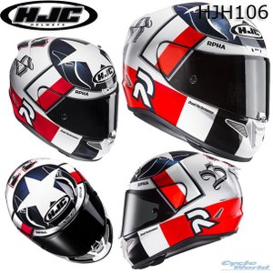 (HJC) HJH106 RPHA 11 BEN SPIES アルファ11 ベンスピース ベン・スピース 正規品 RSタイチ|cycle-world