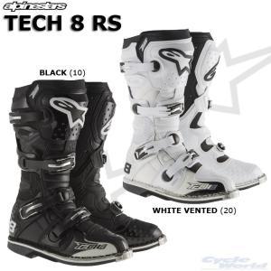 〔alpinestars〕 2011015 TECH 8 RS ブーツ 正規品 アルパインスターズ テック8 TECH8 モトクロス オフロード|cycle-world