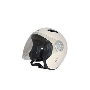 GPカンパニー SPJ-9102S Pilot Jet Helmet パイロットジェットヘルメットカラー アイボリー 【バイク用品】 cycle-world