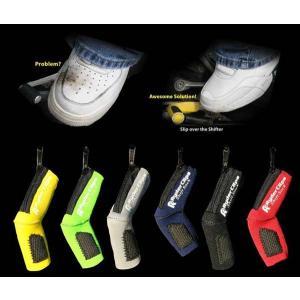 【ネコポス対応】【RIDEZ】Ryder Clips Shift Sock シューズ・ブーツの保護に シフトソック ライズインターナショナル シフトソックス シフトカバー ツーリング|cycle-world