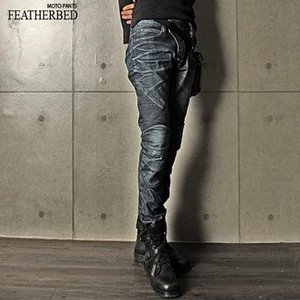 【ROUGH&ROAD】uglyBROS UB0001 MOTOPANTS FEATHERBED【Men's】 オリジナル ラフ&ロード アグリーブロス バイク用品|cycle-world