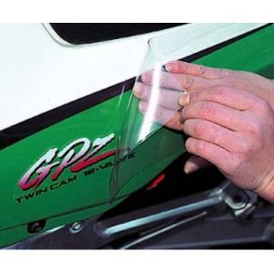 〔ラフ&ロード〕 CR1002 プロテクションフィルム タンクパッド 保護シート 保護シール 保護テープ 小傷 すり傷 防止 ラフロ ラフアンドロード バイク用品|cycle-world