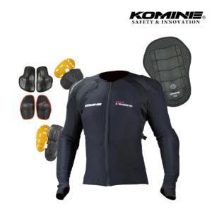 〔コミネ〕SK-693 CEアーマードトップインナーウェア プロテクター 肘 腕 KOMINE バイク用品|cycle-world