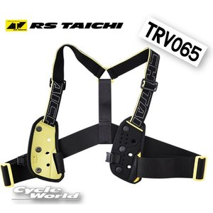 【RS TAICHI】TRV065 CPSフィッティングベルト (チェストプロテクター装着用ベルト) 胸部プロテクター 本体別売り アールエスタイチ RSタイチ|cycle-world