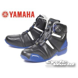 【YAMAHA】YAMAHA×TAICHI 006 DRYMASTER BOAライディングシューズ ツーリング 靴 シューズ 透湿防水【バイク用品】|cycle-world