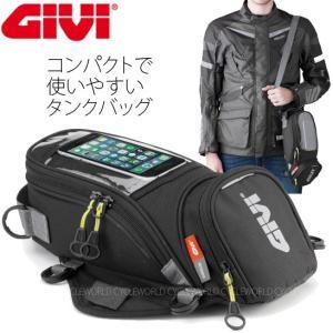 【GIVI】94359 タンクバッグ マグネット式 EA106B ジビ バイク用品 DAYTONA デイトナ|cycle-world