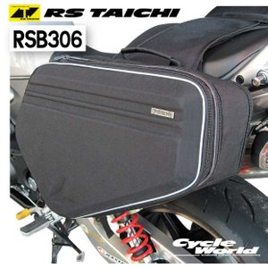 〔RSタイチ〕RSB306 スポーツ スリムサイドバッグ.40 アールエスタイチ ツーリング 鞄 バイク用品 RSTAICHI|cycle-world