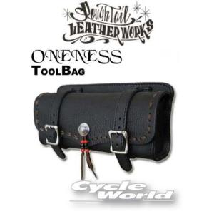【Rough Tail】ONENESS ツールバッグ TOOL BAG カラーオーダー アメリカン ラフテール 国産|cycle-world