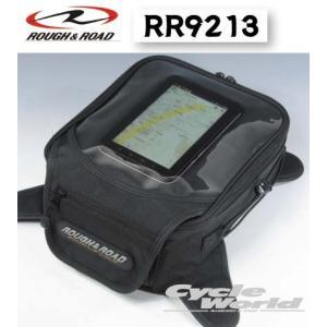 【ROUGH&ROAD】ラフ&ロード RR9213 RSLタンクバッグ ツーリング バッグ マグネット タンク 【バイク用品】|cycle-world