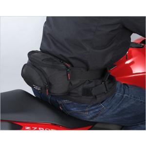 【TANAX】MOTO FIZZ MFK-070 ウエストバッグ 10 WAIST BAG 10  タナックス モトフィズ【バイク用品】|cycle-world