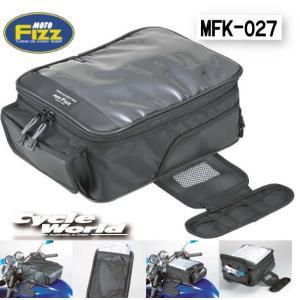 【TANAX】MOTO FIZZ MFK-027タンクバッグライト THROUGH TANK BAG LIGHT 【バイク用品】|cycle-world