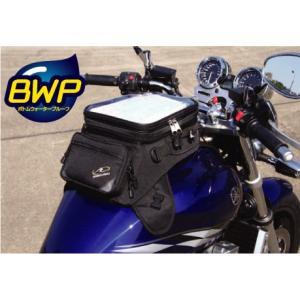 〔ラフ&ロード〕 RR9211 BWPテーパードタンクバッグ <容量:10L> ROUGH&ROAD バイク用品】|cycle-world
