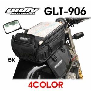 〔gully〕GLT-906 マグネット式タンクバッグ <容量:9リットル> グーリー ツーリングバッグ 強力マグネット 磁石 バイク用品|cycle-world