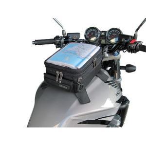 〔RSタイチ〕RSB302 ベーシック タンクバッグ(S).6 <容量:4~6L> アールエスタイチ マグネットタイプ バイク用品|cycle-world
