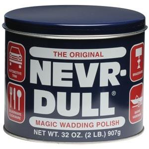 【あすつく】NEVR-DULL ネバダル ネバーダル メタルポリッシュ 142g【バイク用品】|cycle-world