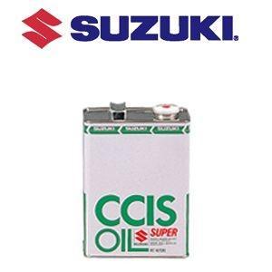 〔SUZUKI〕CCIS オイル スーパー 4L  純正オイル バイク用品 スズキ|cycle-world