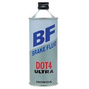 HONDA車の高性能ブレーキを活かす非鉱物油系の高品質フルードです。