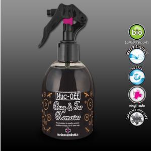 【Muc-Off】バグ&タールリムーバー Bug&tar Remover 300ml ◇虫・タール専用洗剤◇ マックオフ 【バイク用品】|cycle-world