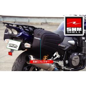 〔ラフ&ロード〕RR9106 SHMサイドバッグ <容量:32リットル> 左右セット サドルバッグ ツーリング キャンプ|cycle-world