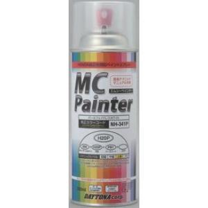 【DAYTONA】68610 MCペインター K43 純正カラーコード:660 メタリックスパークブラック 塗装 塗料 補修塗料 川崎 カワサキ KAWASAKI 【バイク用品】|cycle-world