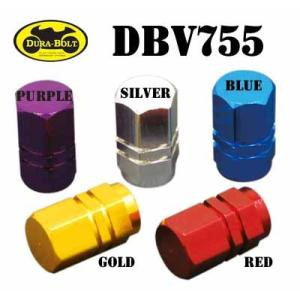 【ネコポス対応】【DURA-BOLT】エアバルブキャップ《DBV755 ヘキサゴン》 エアーバルブキャップ 六角形 空気圧 虫 ムシ タイヤバルブ バルブコア メンテナンス J cycle-world