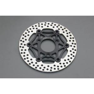 【NECTO】ネクト レーシングディスクローター (Φ220) インナーブラック、ピンブラック 【バイク用品】|cycle-world