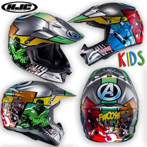 【HJC】HJH108 CL-XYII アベンジャーズ AVENGERS キッズ 子供用 MARVEL マーベル 小さめ RSTAICHI RSタイチ アールエスタイチ CL-XY2|cycle-world