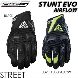【Five】STUNT EVO AIRFLOW スタント エボ エアフロウ グローブ エヴォ スマホ対応 ファイブ バイク用品|cycle-world