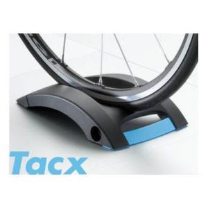 TACX(タックス) ■  固定ローラーでのトレーニング中にフロントホイールが動いてしまうのを防止し...