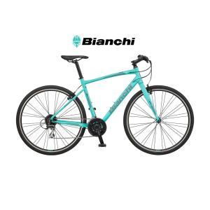 (店舗受取送料割引)ビアンキ(BIANCHI) 20'C・SPORT 1(3x8s/Vブレーキ)クロスバイク700C