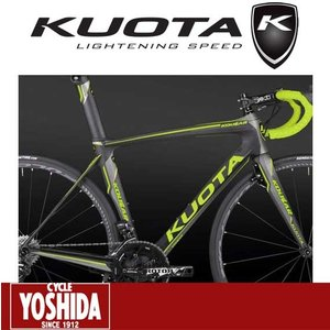 (18日までポイント最大30倍)クオータ(KUOTA) 17'KOUGAR(クーガー) ロードフレームセット cycle-yoshida