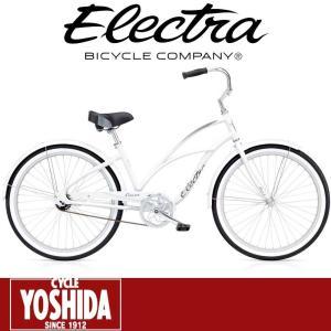 【店舗受取送料無料】エレクトラ(ELECTRA) CRUISER LUX 1 レディース クルーザー|cycle-yoshida