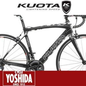 (18日までポイント最大30倍)クオータ(KUOTA) 17'KIRAL(キラル) ロードフレームセット cycle-yoshida